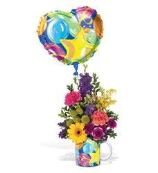 Teleflora's Hip Hip Hooray Bouquet (06N400B)