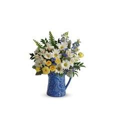 Teleflora's Bright Skies Bouquet (T18E205A)