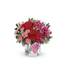 Teleflora's Young At Heart Bouquet (T18V400A)