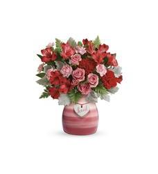 Teleflora's Playfully Pink Bouquet (T20V300A)