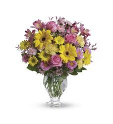 Teleflora's Dazzling Day Bouquet (T21-1A)