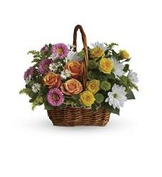 Sweet Tranquility Basket (T213-2A)