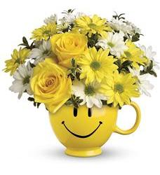 Teleflora's Be Happy Bouquet (T43-1A)