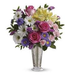 Smile And Shine Bouquet by Teleflora (TEV21-3A)