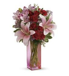 Teleflora's Hold Me Close Bouquet (TEV22-1A)