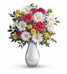 Just Tickled Bouquet by Teleflora (TEV33-2A)