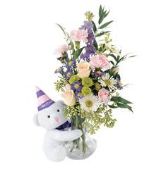 Teleflora's Party Bear (TF43-3)