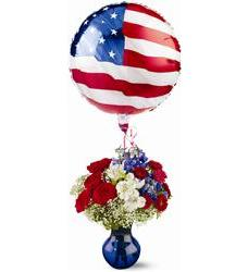 Red, White and Balloon (TFWEB212)
