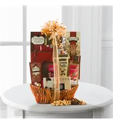 Chocolate Indulgence Basket - Best (WGX100)