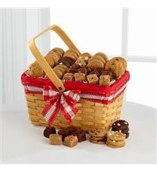 Mrs. Fields Snack Size Sampler Basket (WGX772)