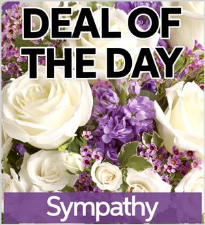 Fresh Sympathy Flowers (SF-DEAL1)