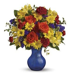 Teleflora's Three Cheers for You! (TEV01-1A)