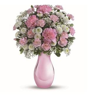 Teleflora's Radiant Reflections Bouquet (TEV31-3A)