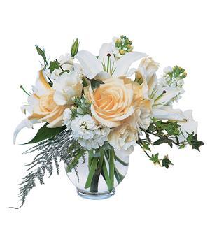 White Roses and Lilies (TF117-3)
