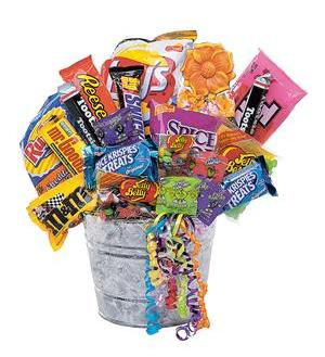 Junk Food Bucket (TF158-2)