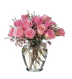 Pink Birthday Roses (TF44-2)