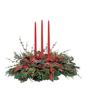 Candle Trio Centerpiece (TF90-3)