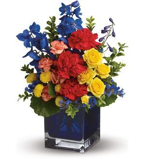 European Blooms Bouquet (TFWEB577DX)